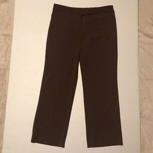 🔥Ruby Rd Walnut Colured Size 12P Pant